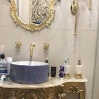 Реализиран проект на дамска баня в частен дом, кв. Симеоново