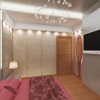 Луксозна спалня за гости - вариант 2