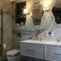 Основен ремонт на луксозна баня