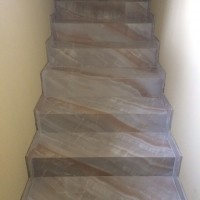 Завършено стълбище