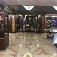 Ремонт на под в рецепция и писано-бар на хотел