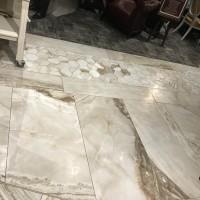 Обновена подова настилка в частен хотел