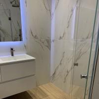 Реализиран ремонт на баня в частен софийски дом