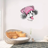 Лесна и бърза декорация за детската стая: Забавни стикери за много настроение и уют